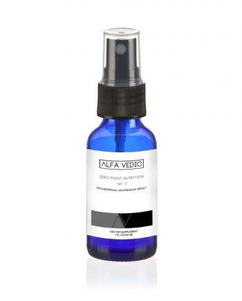 Zero Point Transdermal Magnesium Spray