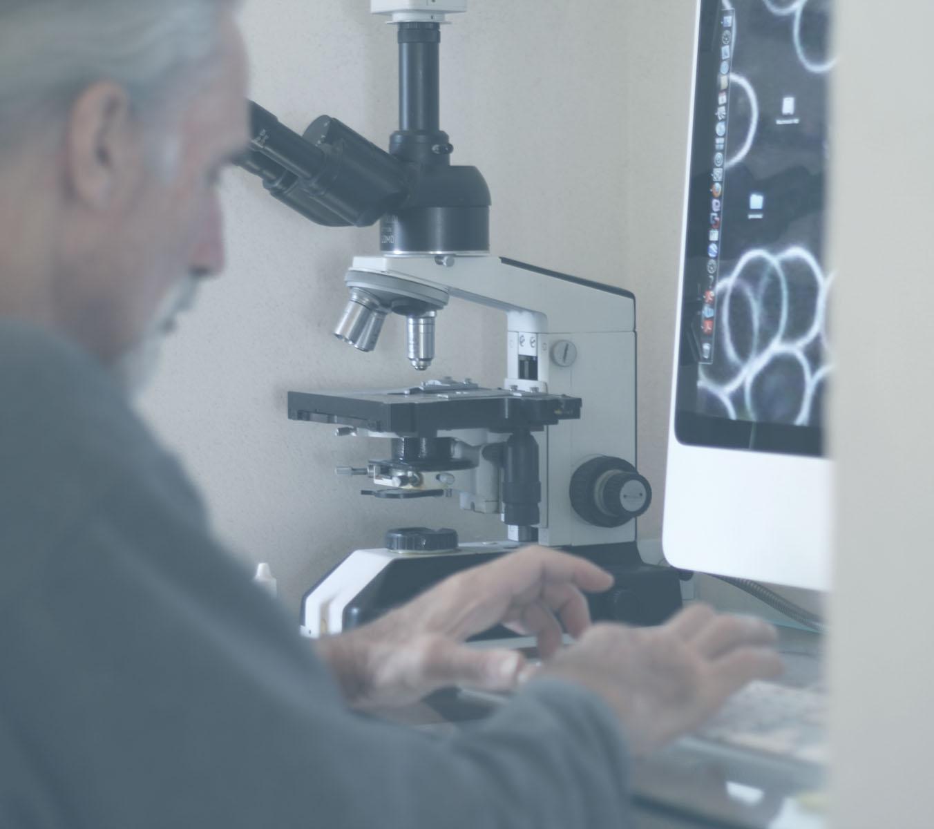 Dr Barre Lando Lab
