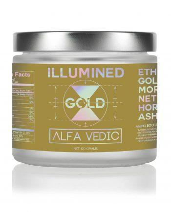Illumined Gold