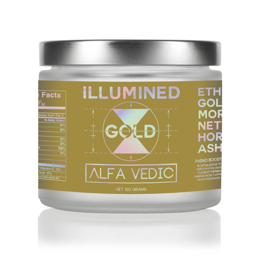 Illumined Gold