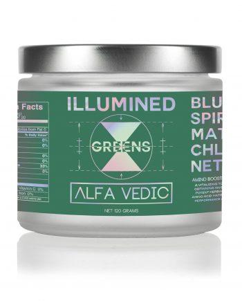 Alfa Vedic Illumined Greens